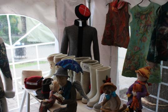 В Вологде ремесленный фестиваль «Город ремесел» проведут отдельно от Дня города