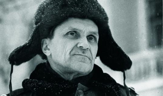 В Вологде презентуют переизданную биографию Варлама Шаламова