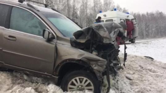 Четыре человека погибли в ДТП на трассе в Сокольском районе