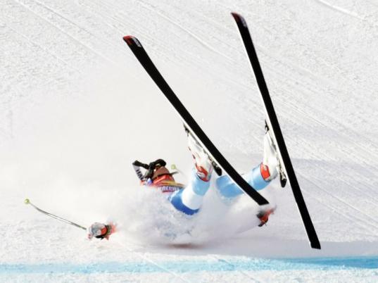 В Вологде школьник получил тройной перелом, катаясь на лыжах на уроке физкультуре