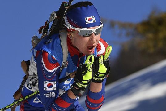 Спортсменка из Вологодской области Екатерина Аввакумова завоевала золото Кубка России по биатлону