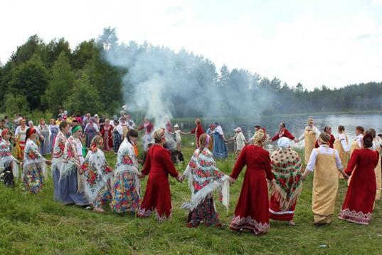 В Вологодской области впервые зарегистрировали вепсскую общественную организацию