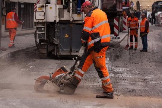 40 млрд рублей потратят на ремонт дорог в Вологодской области