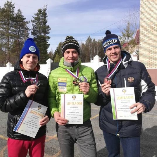Череповчанин Андрей Ламов стал чемпионом России по спортивному ориентированию