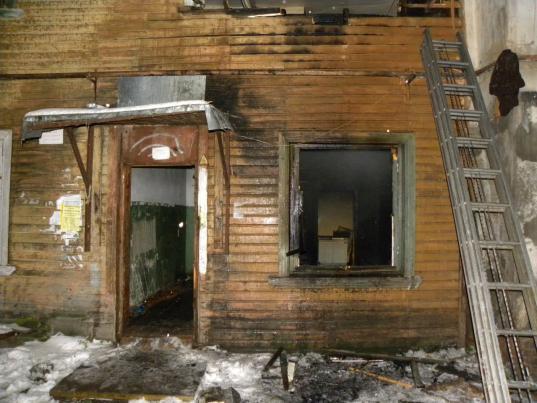 На месте горевших расселенных домов на Дзержинского и Беляева построят многоквартирные здания