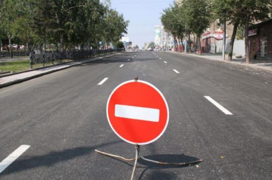 В Вологде в День города перекроют центральные улицы
