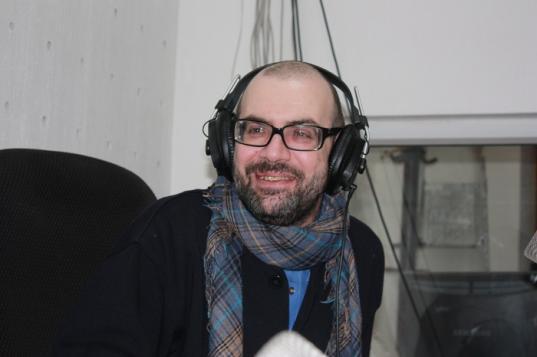 """В Вологде скончался радиоведущий и основатель фонда """"Хорошие люди"""" Евгений Лукашин"""