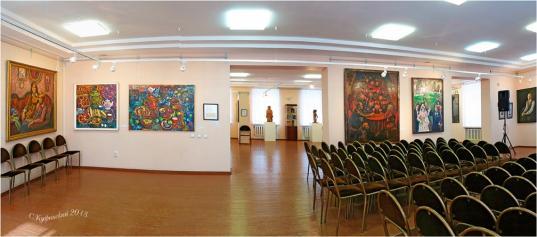 1 июня дети смогут бесплатно посетить выставки картинной галереи в Вологде