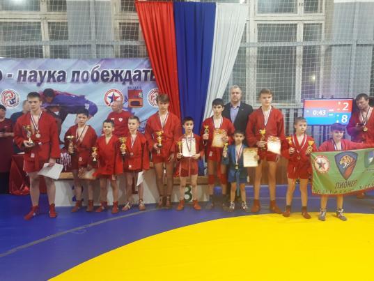 Вологжане завоевали 12 медалей на Межрегиональных соревнованиях по самбо