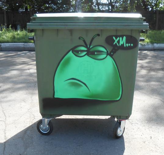 """""""Это тебе, это мне, это опять тебе. Это обратно тебе"""": в Вологде продолжаются споры из-за мусорных баков"""