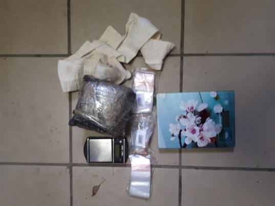 Больше килограмма синтетических наркотиков изъяли полицейские в Вологде
