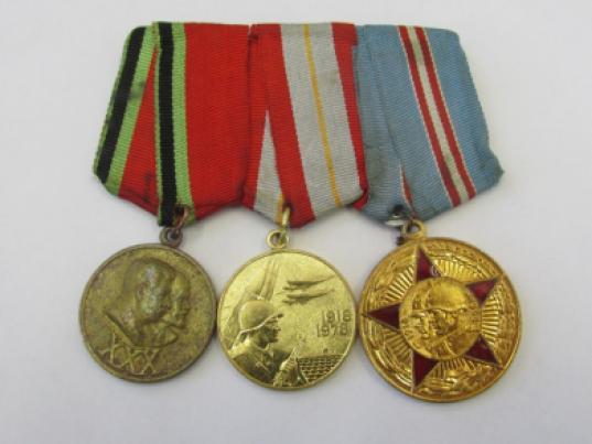 В Вытегорском районе пенсионерка продала скупщику медали дяди, ветерана Великой Отечественной войны