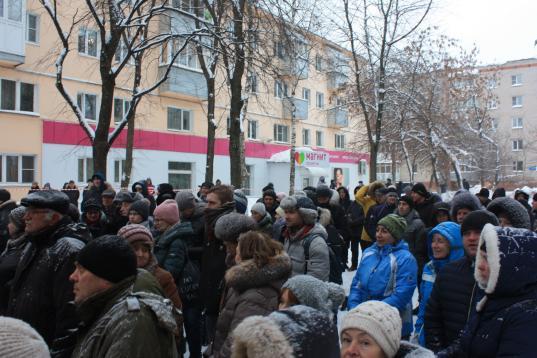 16 февраля в Вологде пройдет митинг против повышения тарифов на вывоз мусора