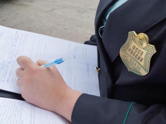 В Тотемском районе экс-начальницу отдела судебных приставов осудили за подделку документов