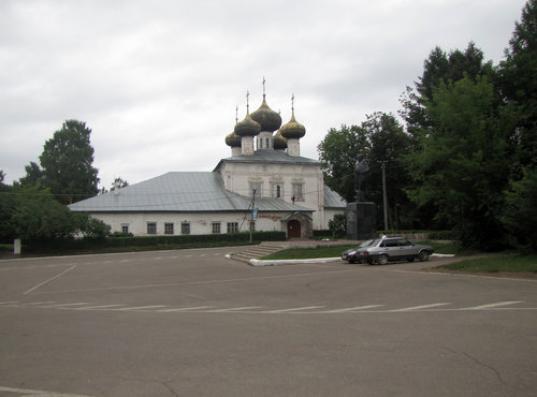 Череповец, Тотьма и Устюжна выиграли гранты на благоустройство территорий