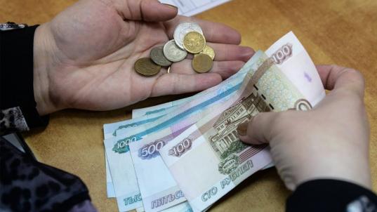 Администрация Вологды назвала среднюю зарплату в городе: 31 790 рублей в месяц