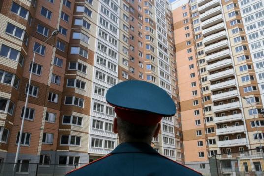 В Вологодском районе военнослужащий незаконно присвоил себе муниципальную квартиру
