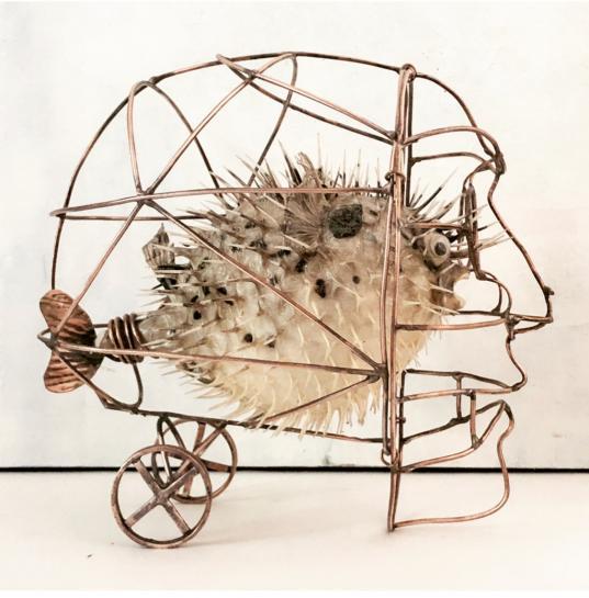 В галерее «Красный мост» в Вологде откроется выставка текстиля, батика и предметов интерьера