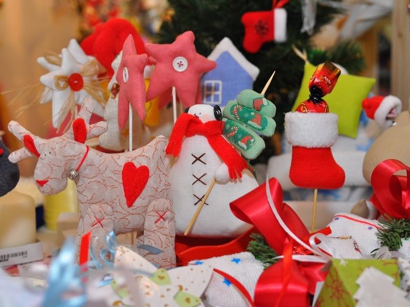 Рождественская ярмарка откроется в Вологде 28 декабря