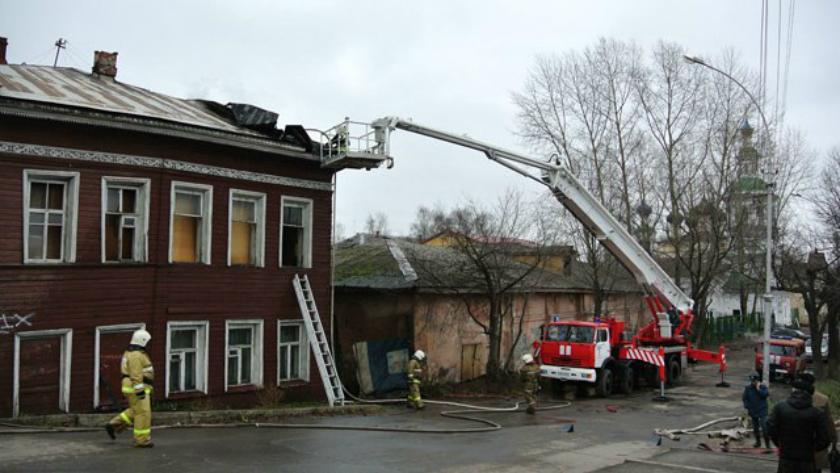 Дом купца Назарова в Вологде должны отреставрировать через год