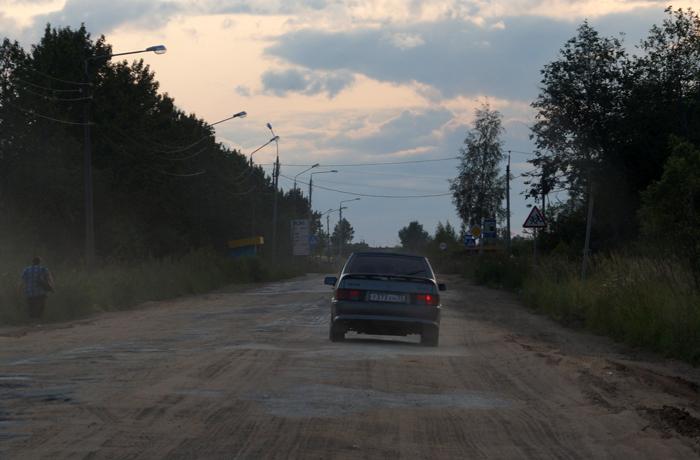Вологодский парламент привязал ремонт дорог в муниципалитетах к собранному там транспортному налогу