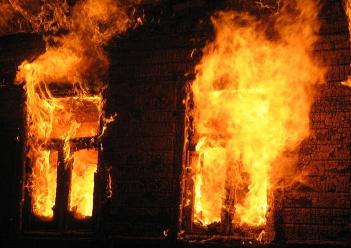 Двое детей погибли на пожаре в Вологодской области