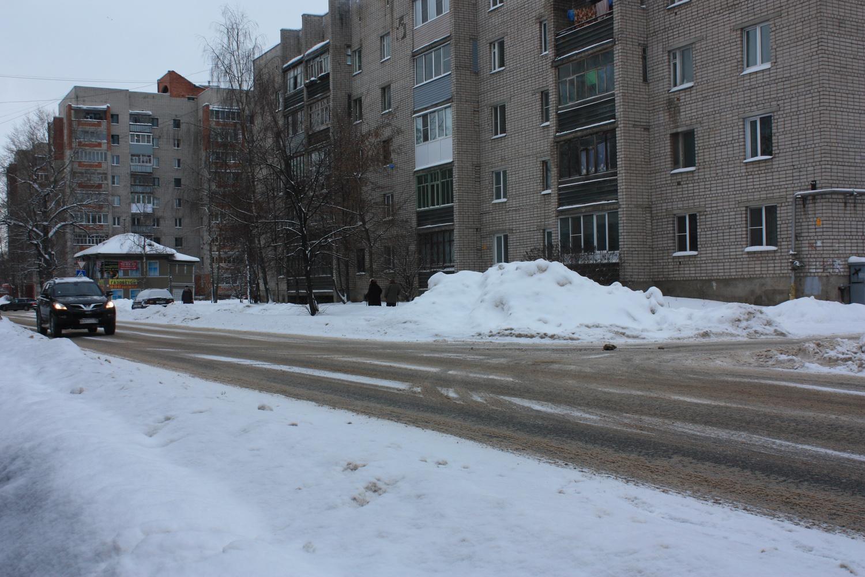 Уборка снега в Вологде: составлено 34 протокола о нарушениях