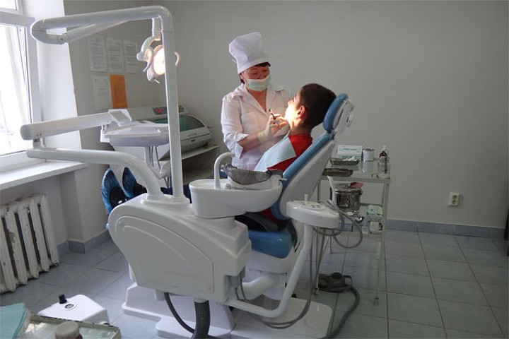 Руководитель детской стоматологии № 1 уволена в Вологде
