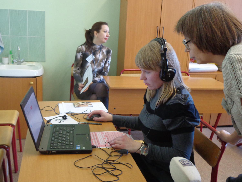 Репетиция устного ЕГЭ по английскому языку прошла в Вологде