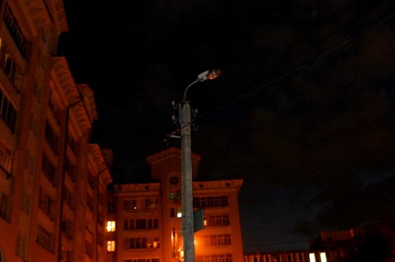 Глава Вологды пообещал, что все дворы будут подключены к освещению