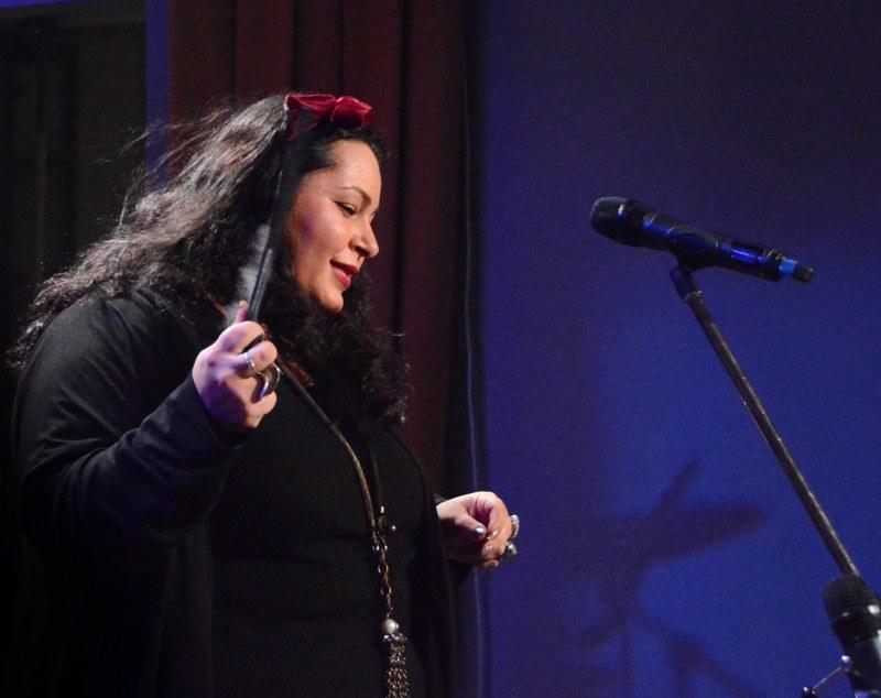 Мариам Мерабова приедет в Вологду на джазовый фестиваль