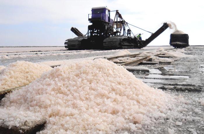 В Вологодской области пробурят новую соляную скважину для борьбы с гололедом