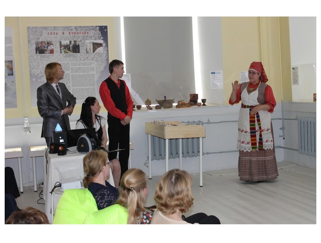 В Тотьме откроется музей соли