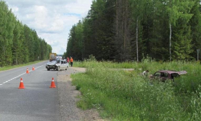 Смертельный обгон на автодороге в Вологодской области: погибла пенсионерка