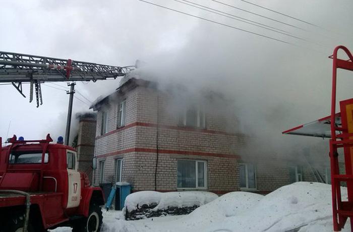 В Вологодской области медлительность при вызове пожарных обернулась жертвами
