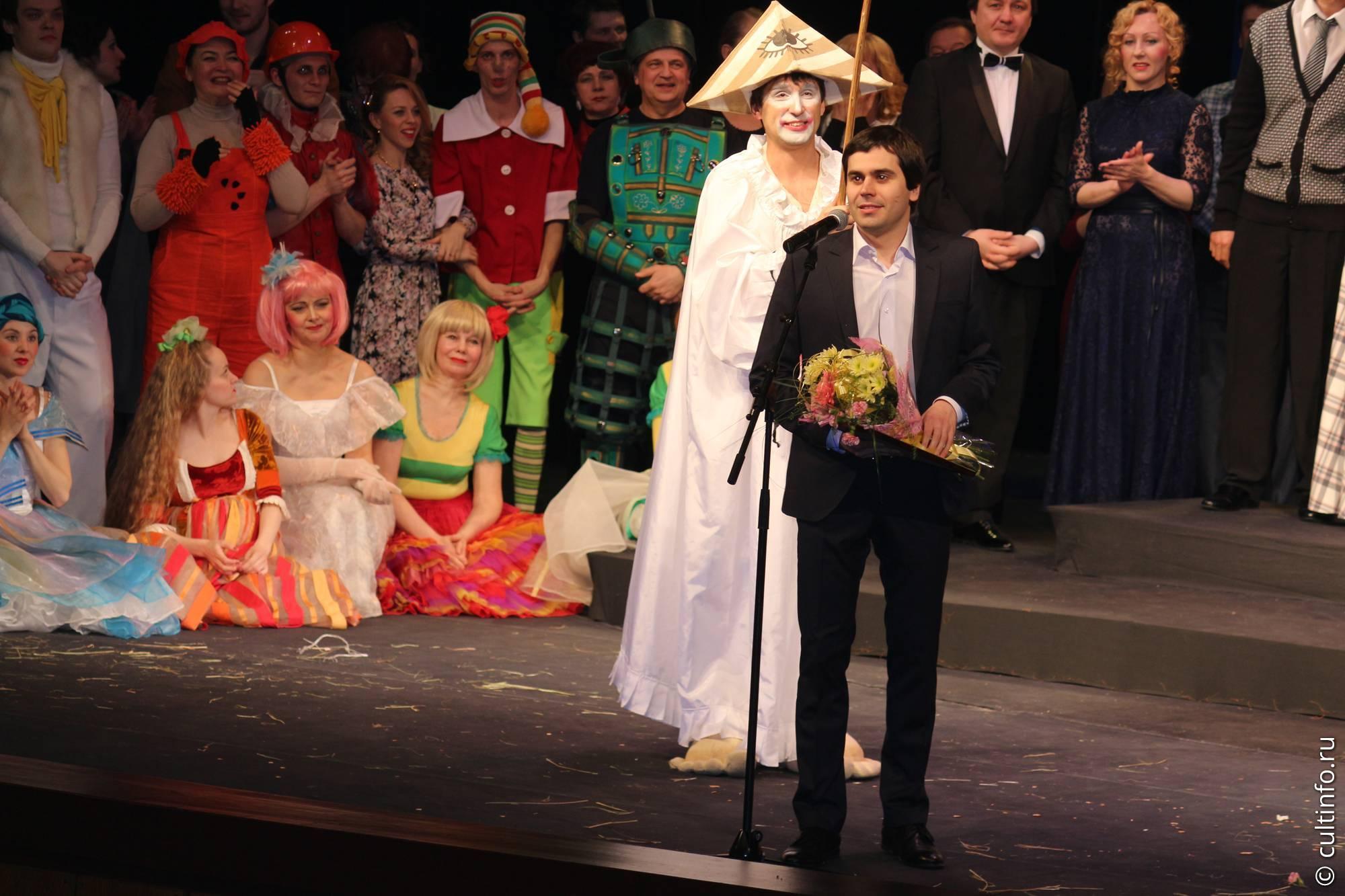 В Вологде выбрали лучшие спектакли 2014 года