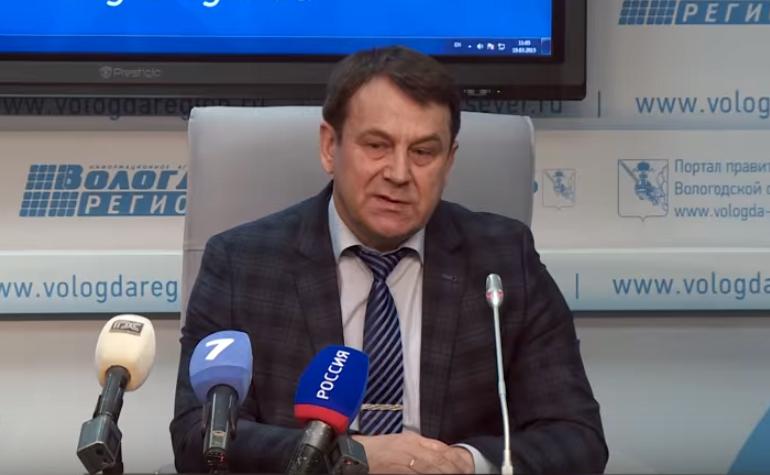 В Вологодской области уволился начальник Департамента сельского хозяйства