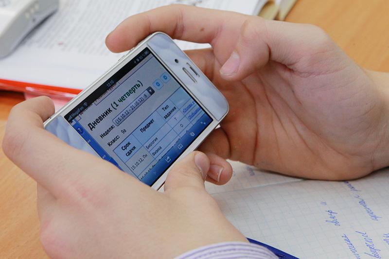 Родители в Вологодской области жалуются на работу электронных дневников