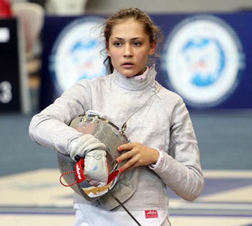 Золотую и серебряную медали привезли череповчане с первенства России по фехтованию
