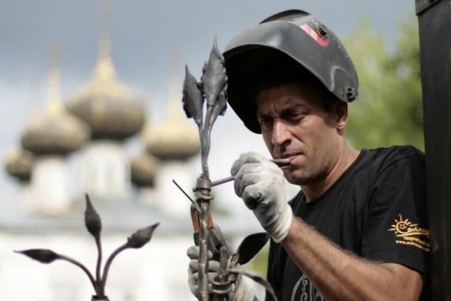 Мастера кузнечного дела со всей России соберутся на фестивале в Устюженском районе