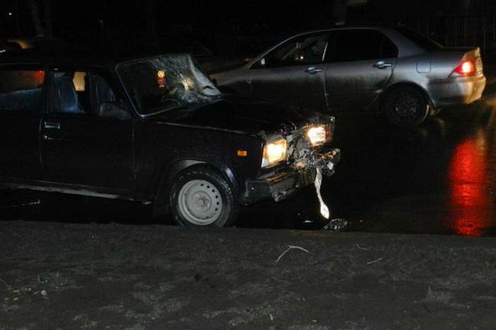 В Соколе пьяный водитель насмерть сбил женщину