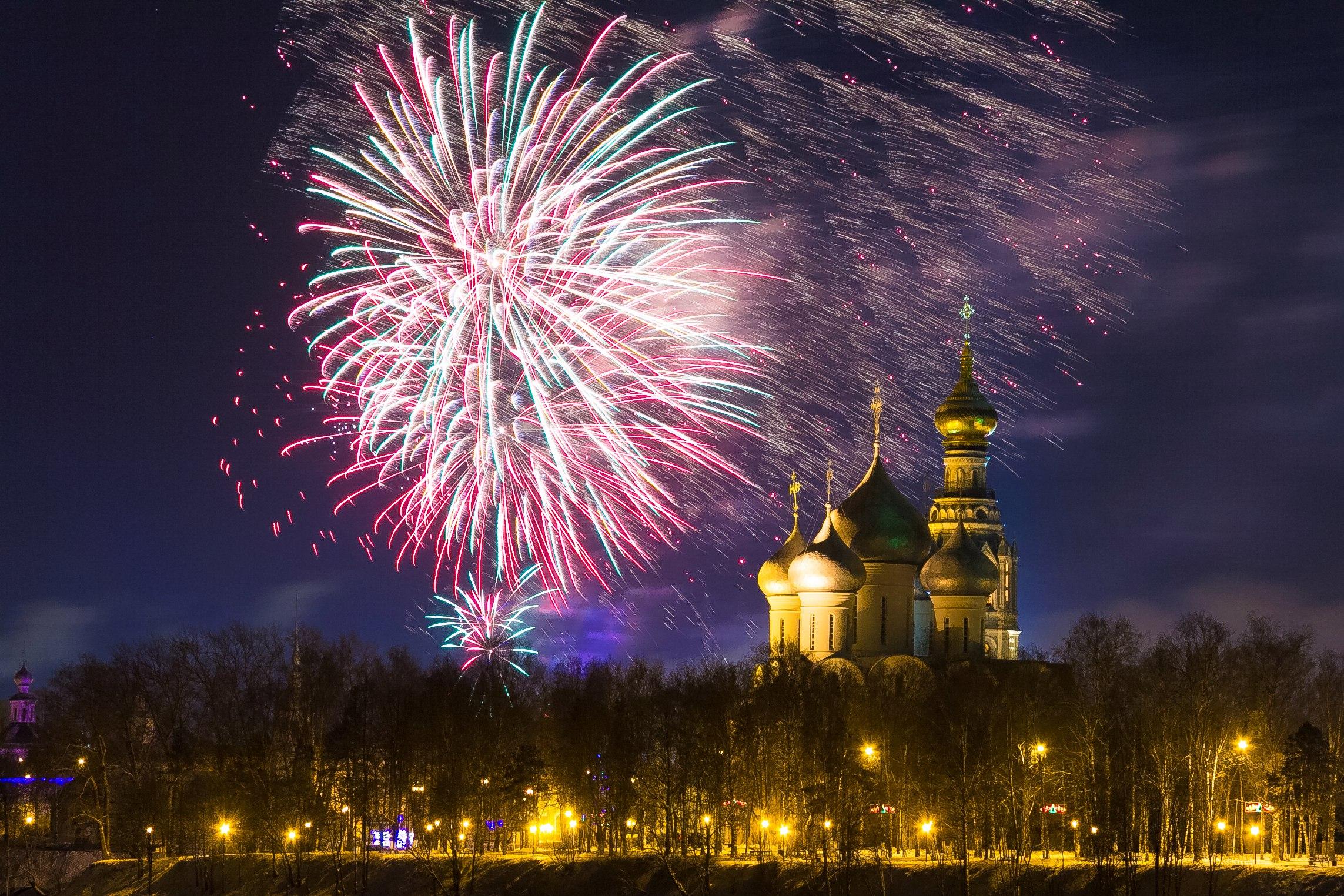 Сколько туристов посетили Вологодскую область в новогодние праздники?