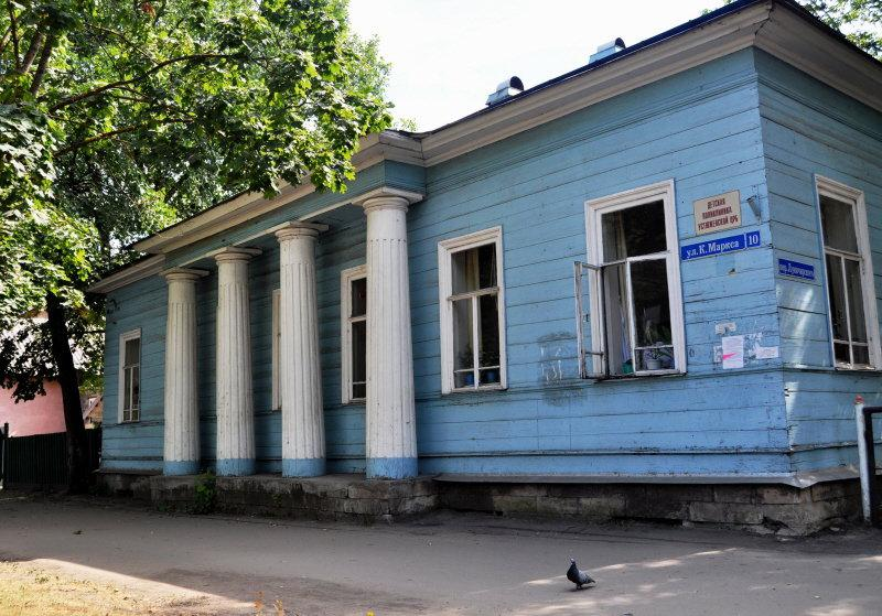 Дом народной культуры и традиций появится в Устюжне