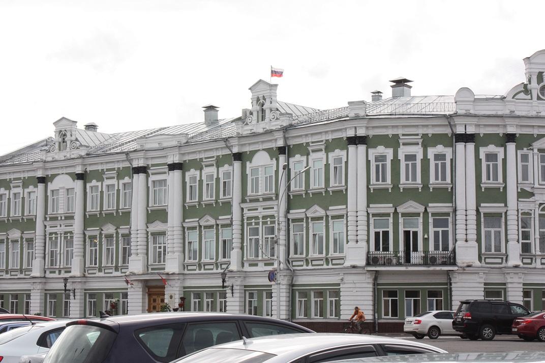 Управлять Вологдой будут мэр и глава города, избранные властями и депутатами