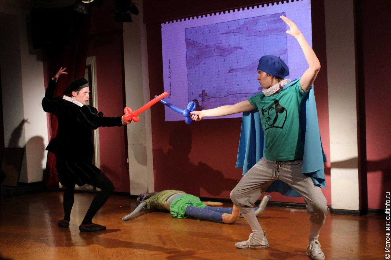 Вологодские театры покажут  все свои премьеры за неделю