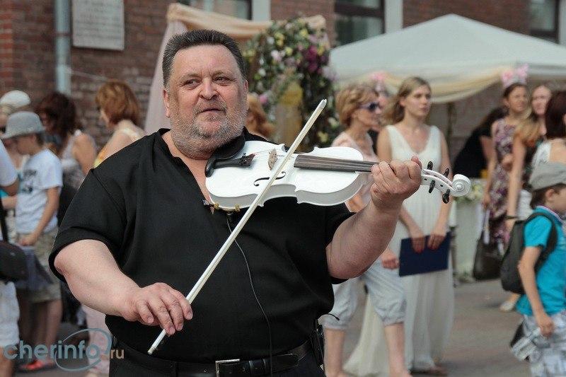Парад оркестров и блюзовый фестиваль порадуют череповчан 7 июня