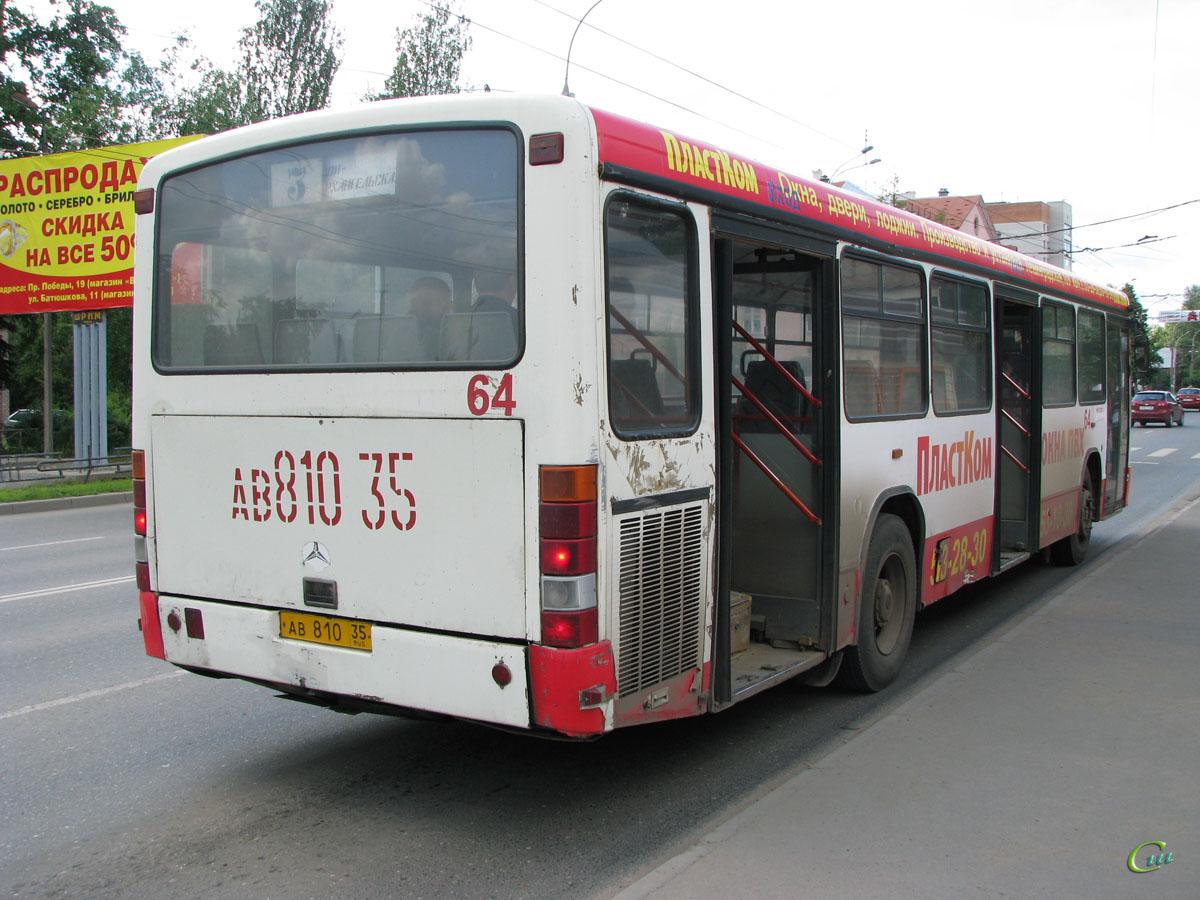 ДГИ Вологды не нашел ответов по делу о пассажирских перевозках