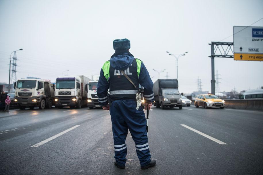 Последние новости о протестующих дальнобойщиках