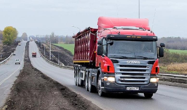 Госдума отменила транспортный налог для владельцев большегрузов