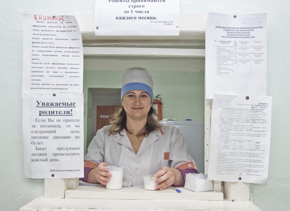 Молочную кухню в Вологде откроют весной